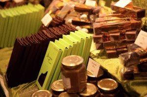 Европейский салон шоколада париж фото
