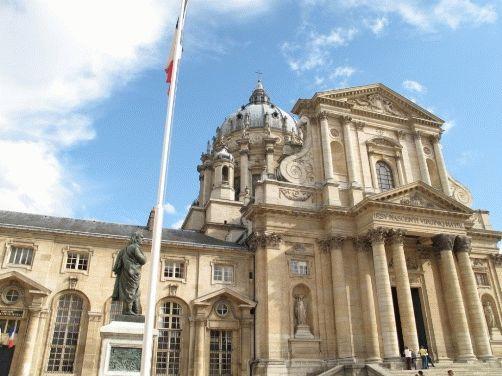 Церковь Валь де Грас в Париже фото