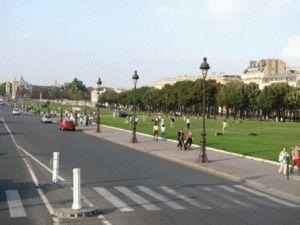Париж в сентябре погода экскурсии фото