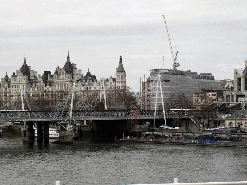 мост через темзу фото