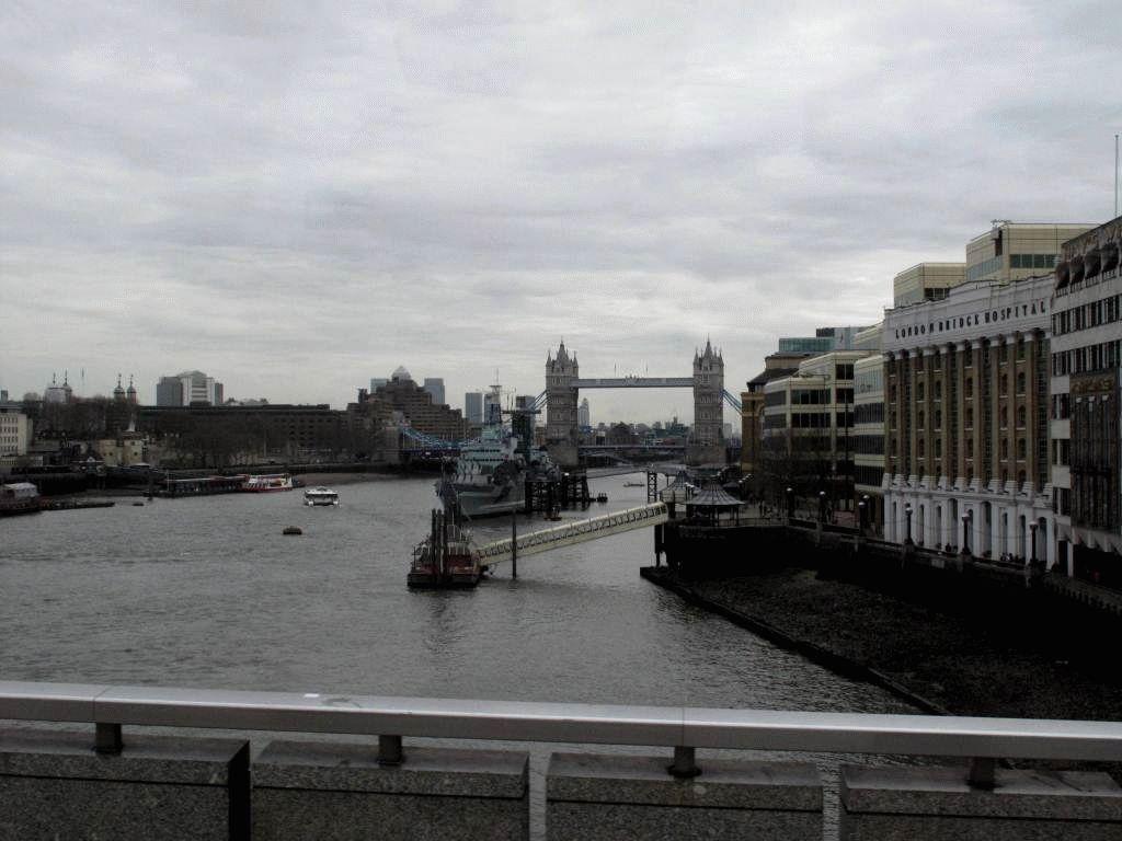 темза лондон фото