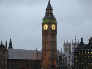 Время в Лондоне сейчас: сколько времени фото