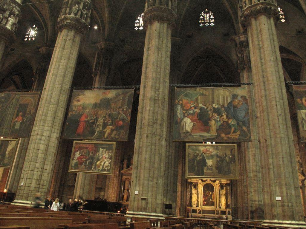 дуомо милан фото собора