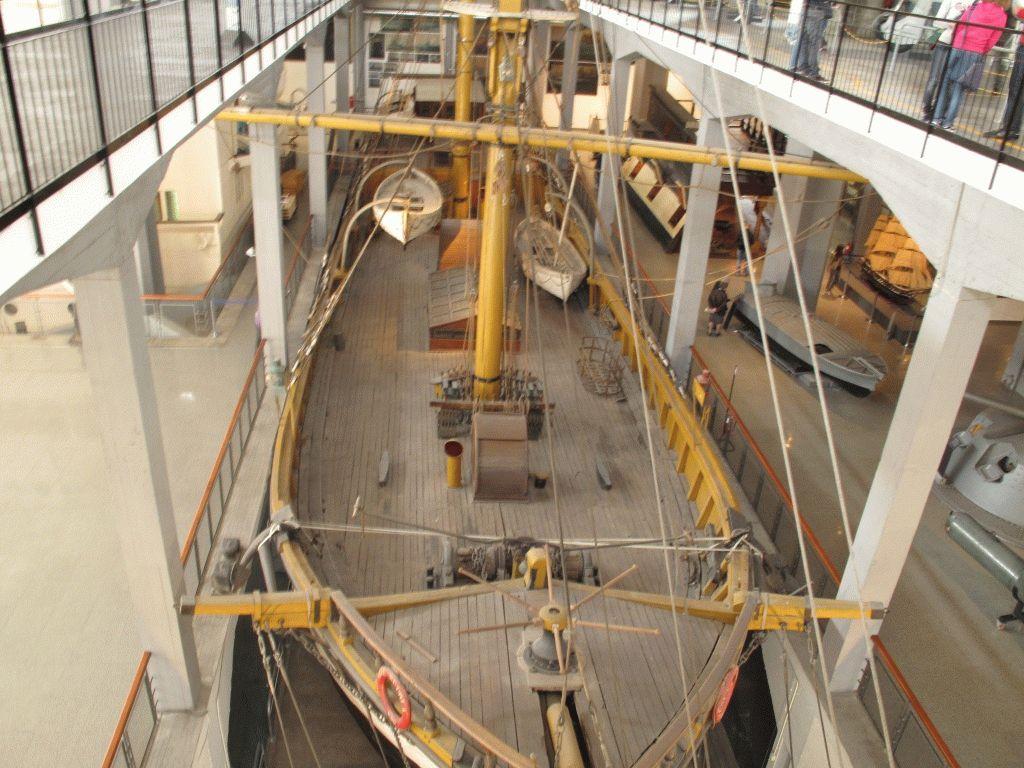 Павильон морского транспорта милан музей фото