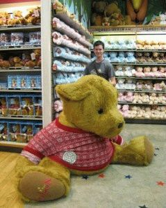 магазины игрушек в Лондоне фото