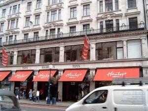 Детские магазины в Лондоне - фото