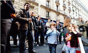 Париж в июне музыка и погода фото