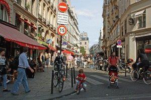Погода в июне в Париже фото