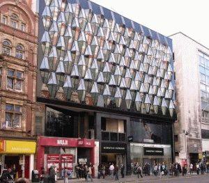 Шоппинг в Лондоне магазины Оксфорд стрит фото