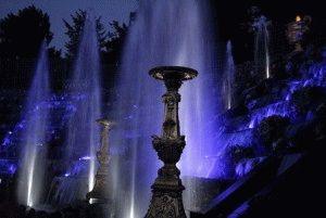 Праздник музыкальных фонтанов версаль фото