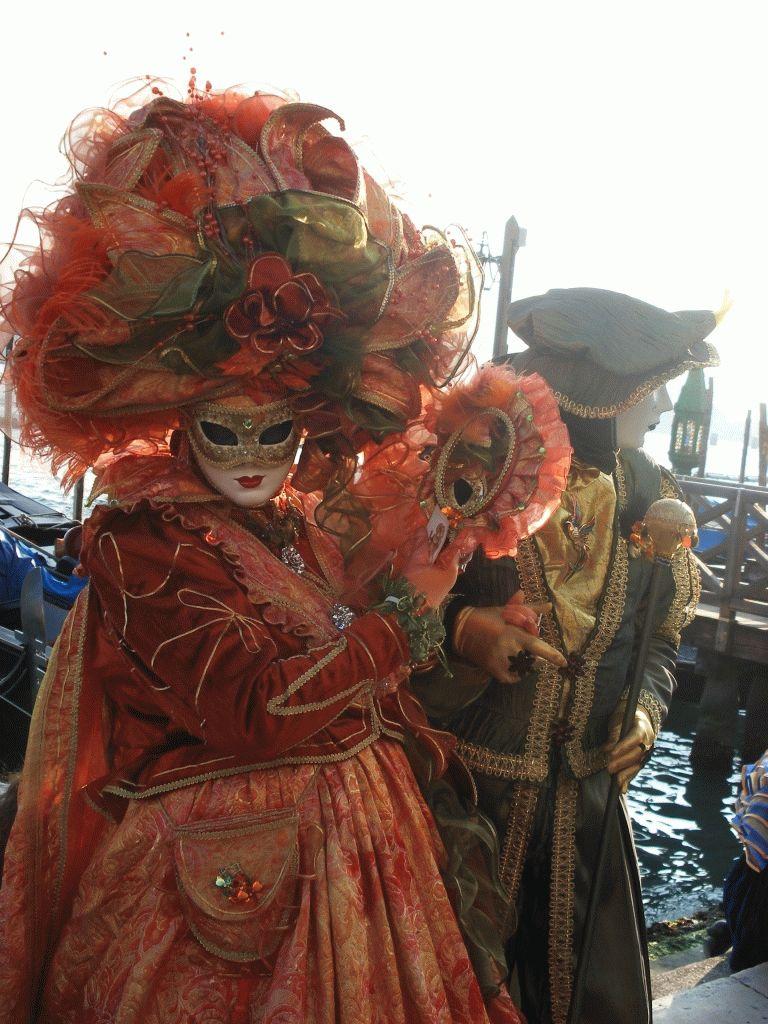 карнавал венеция фотографии
