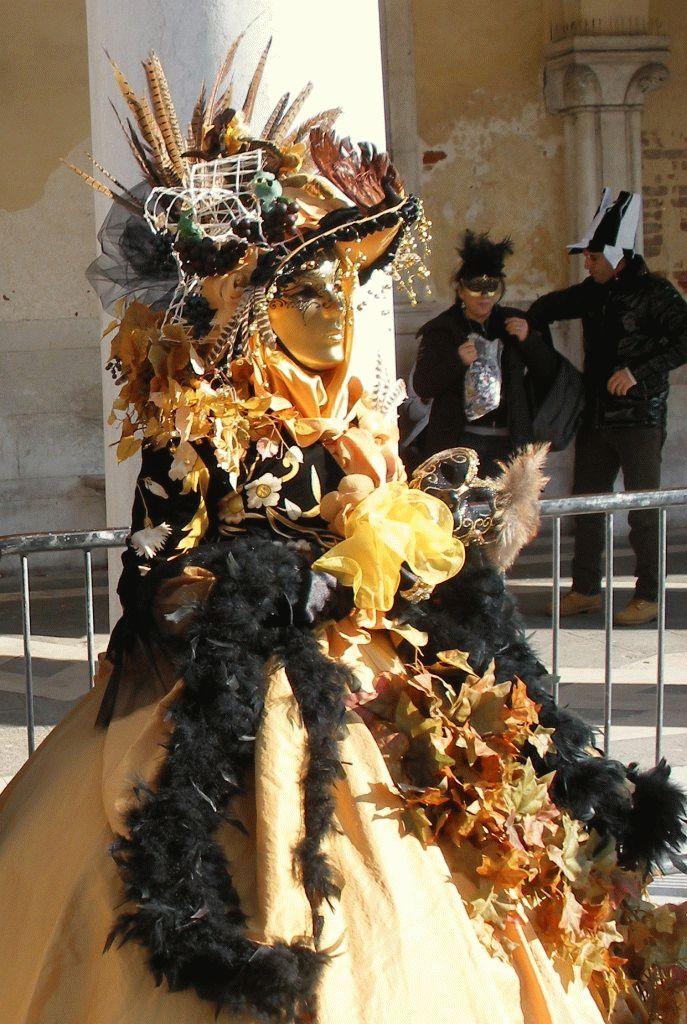 фото Венецианский карнавал