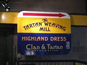 Центр ткачества (Tartan Weaving Mill) фото