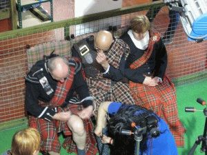 фото в национальном костюме шотландии