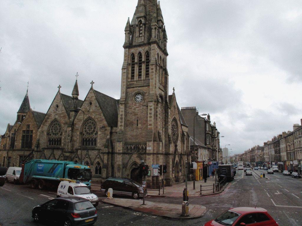 эдинбург фотография