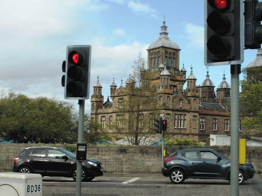 город эдинбург фотография на улице