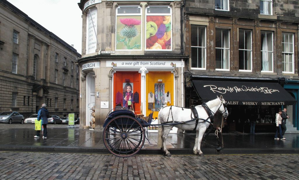 эдинбург фото