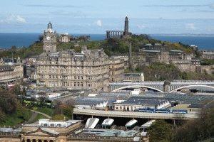 Осматриваем город Эдинбург – третий день фото