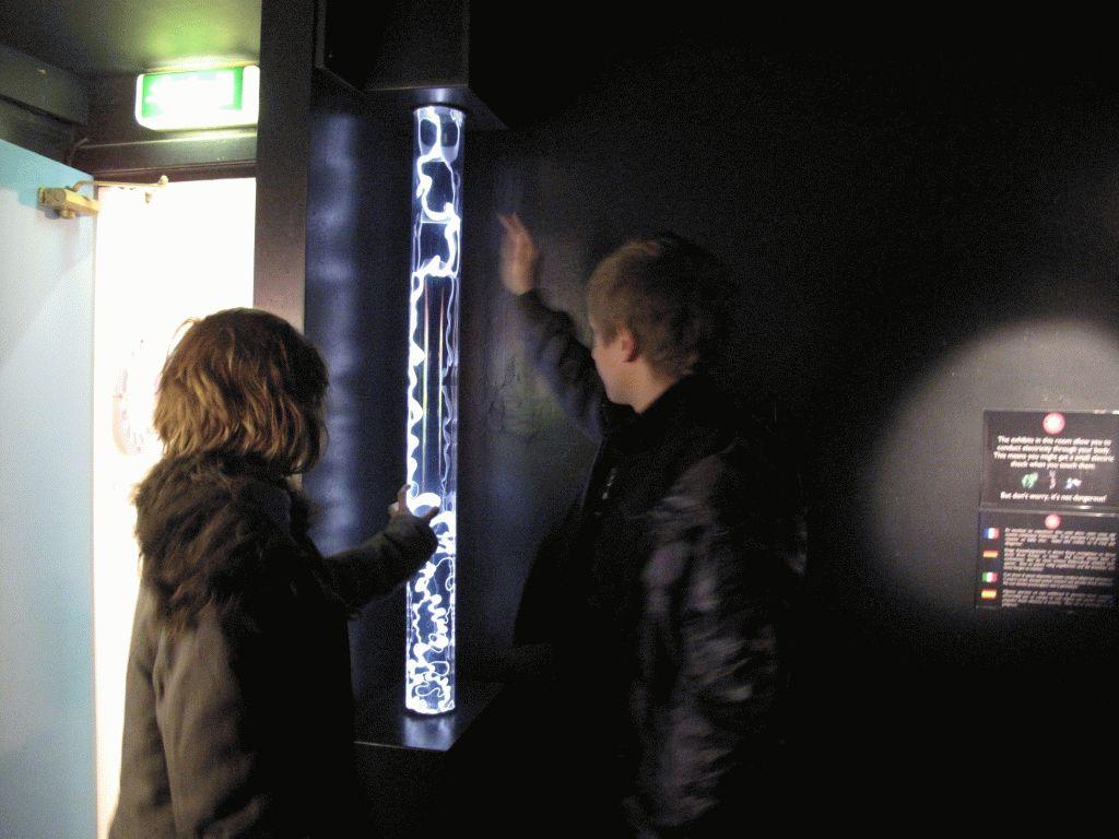 музей эдинбург оптический фото