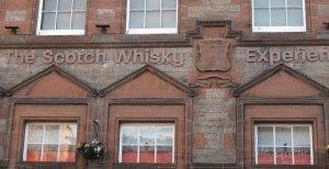 Центр Виски Эдинбург фото