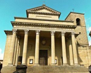 Базилика Сан Марино фото