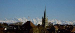 Достопримечательности Берна, столицы Швейцарии фото