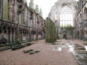 аббатство Холируд Эдинбург фото