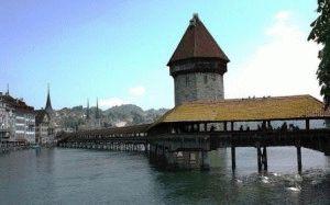 Город Люцерн Швейцария достопримечательности фото