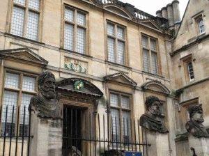 Музей науки Оксфорд фото