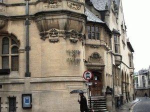 музей Оксфорда фото