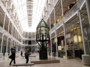 Национальный Музей Шотландии в Эдинбурге фотографии