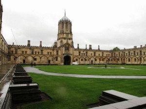 колледжи оксфорд фото