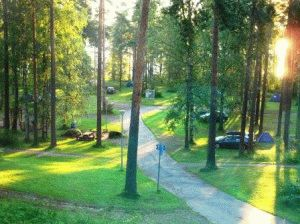 кемпинг Huhtiniemi Лаппеенранта фото