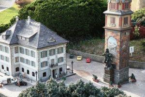 парк Швейцарии в миниатюре фото