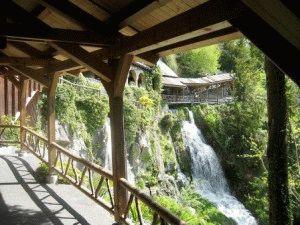 Парки и музеи Швейцарии фото