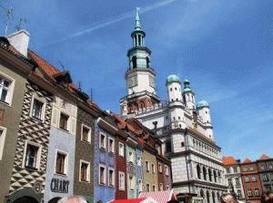 Познань (Польша) фото города