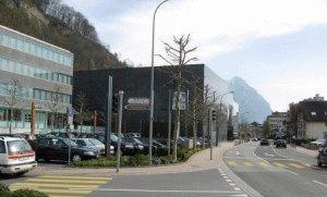 Художественный музей Лихтенштейн Вадуц фото