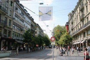 Достопримечательности Цюриха Швейцария  прогулка по городу фото