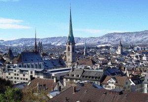 Достопримечательности Цюриха, Швейцария фото