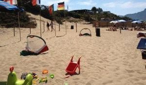 пляж в Сабаудии Италия фото