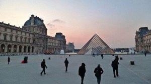 Париж в феврале – погода, карнавал и шоколад фото