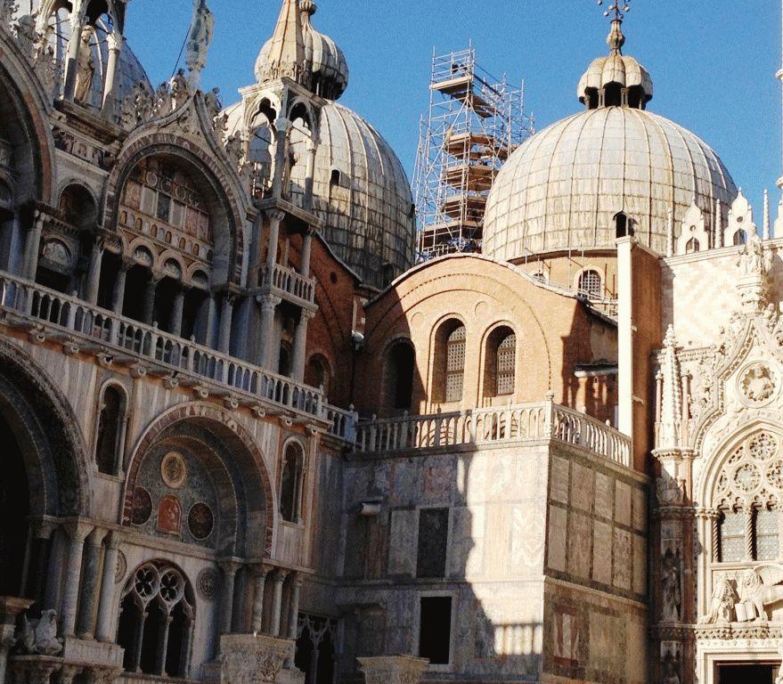 Собор сан Марко в Венеции - фото
