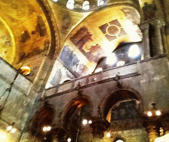 внутри собора сан марко фото