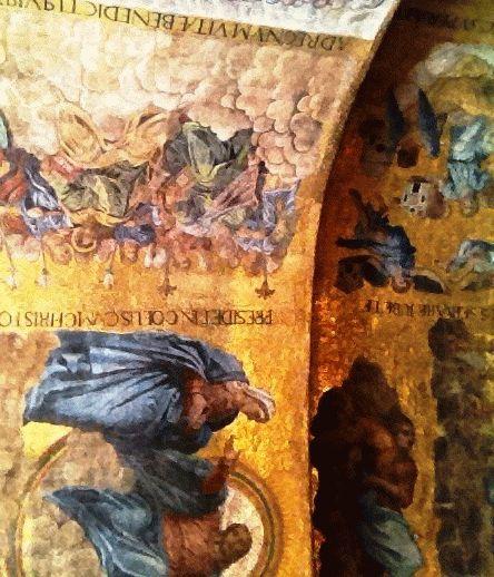 внутри собора святого марко венеция фото
