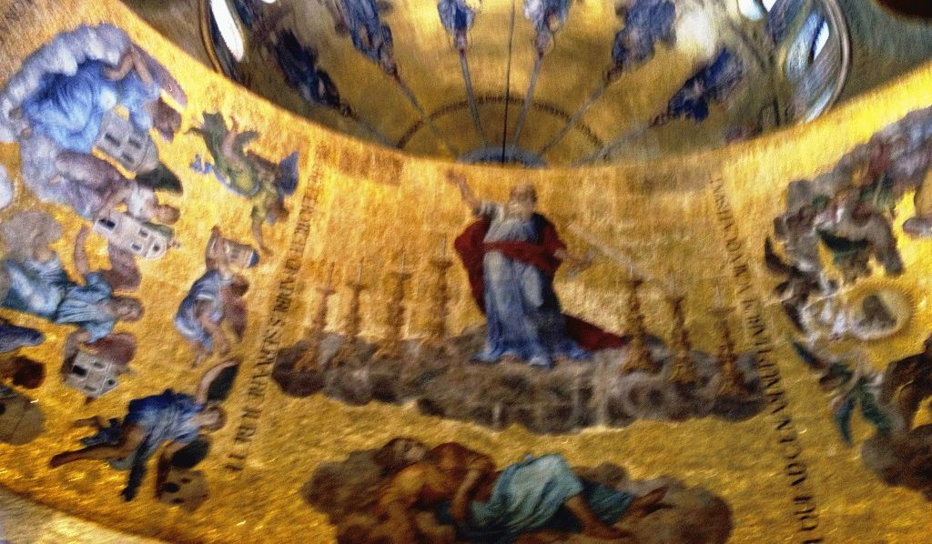 внутри собора сан марко венеция фото