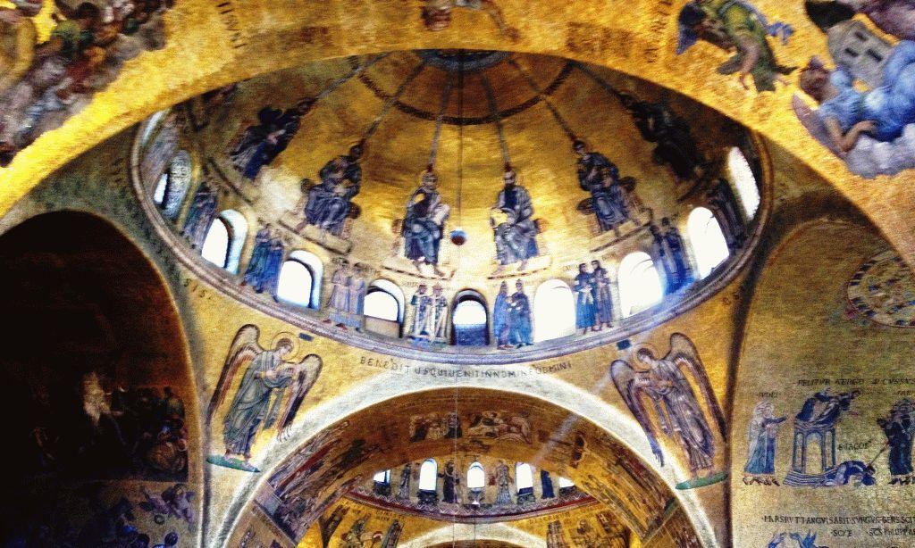 внутри собора святого марко фото