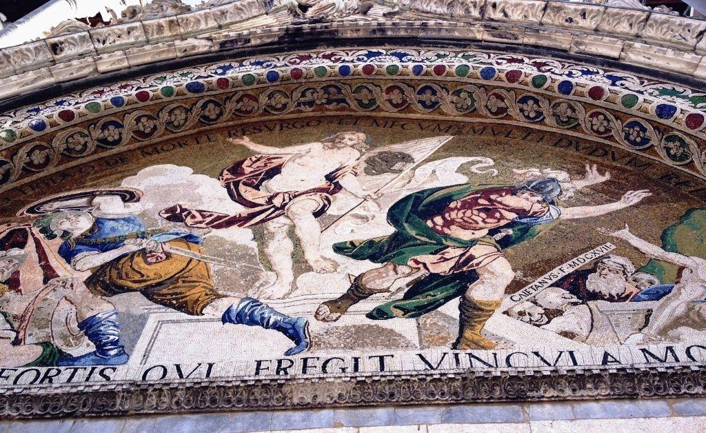 мозаики собора сан марко фото