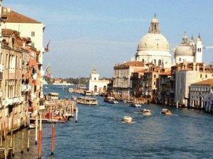 гранд-канал венеция фото