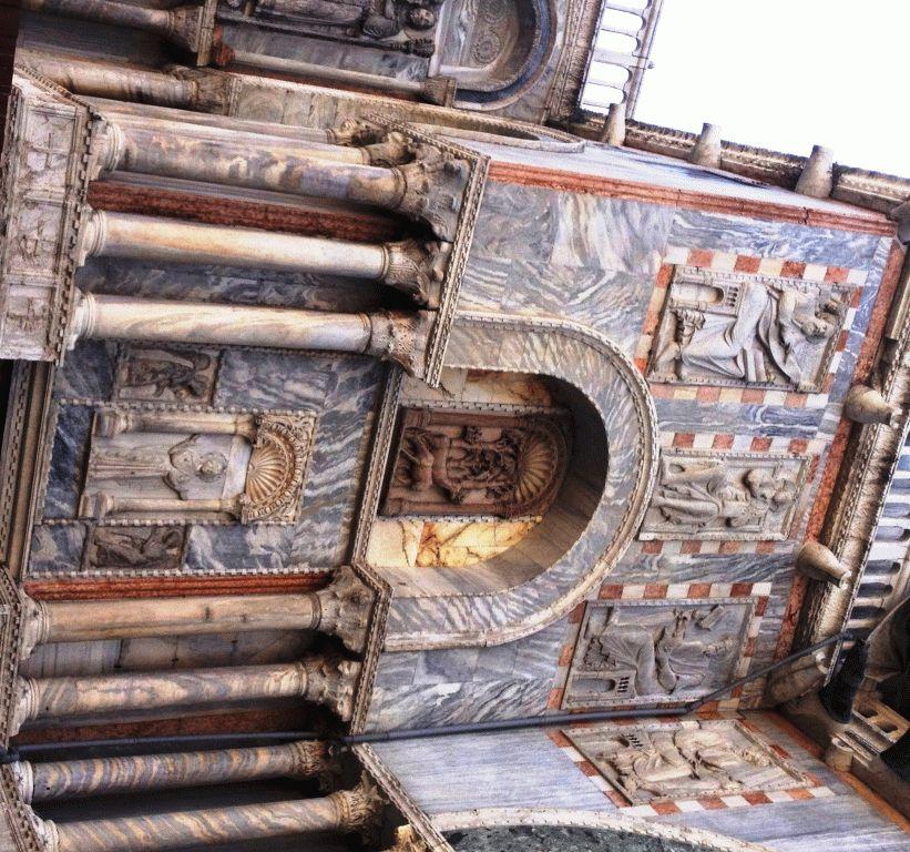 снаружи собор святого марка фото