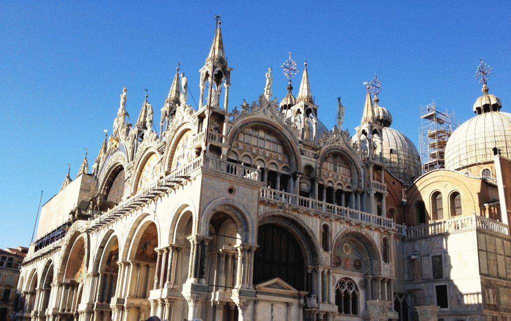 Собор Святого Марка в Венеции - фото